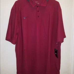 ✔️NEW WITHOUT TAGS MEN'S NIKE DRI FIT POLO✔️